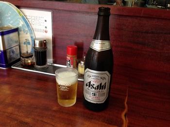1_いつもの通り始まりはビール.jpg